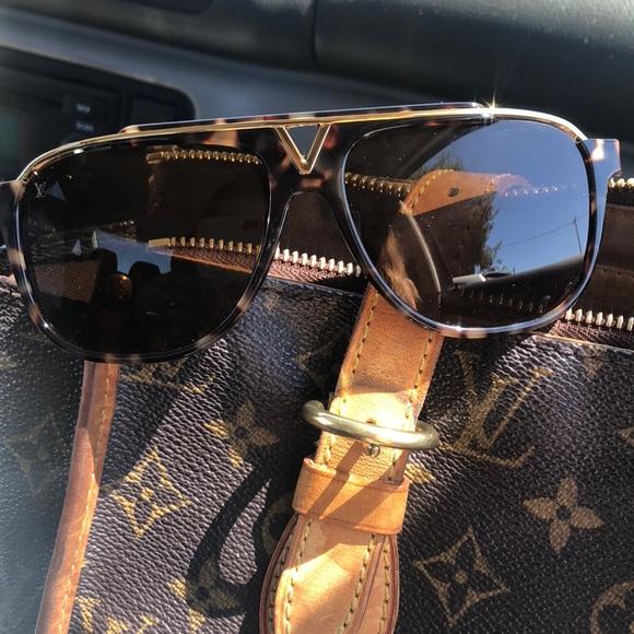 """e862dff38f Louis Vuitton Sunglasses """"MASCOT"""" 2018"""